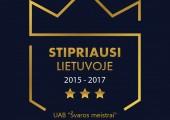 Švaros meistrai_2015_2017